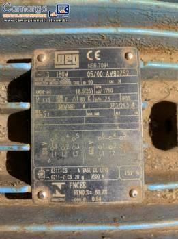 Motor elétrico 25 cv Weg