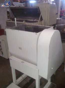 Misturador industrial para massa com 80 litros fabricante Siaht