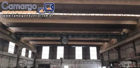 Ponte rolando 15 toneladas Feba