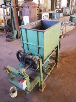 Misturador industrial Sigma