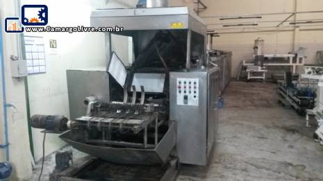 Forno industrial para wafer