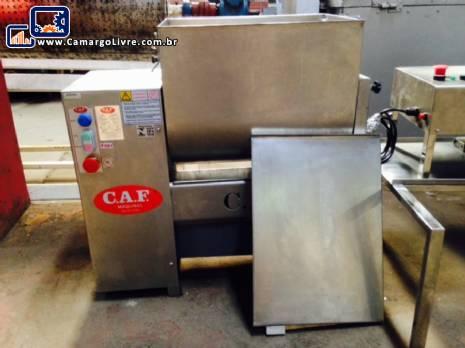 Misturador industrial para carne em aço inox