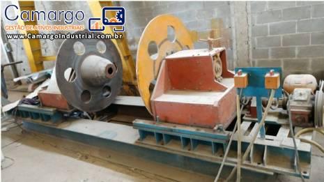 Desbobinador para 12 toneladas