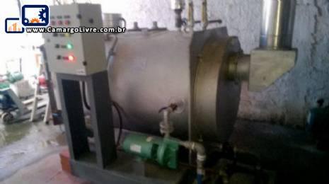 Caldeira a gás para 300 kg h Ecal