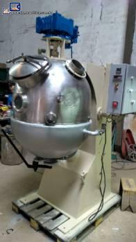 Buller em aço inox para 350 L