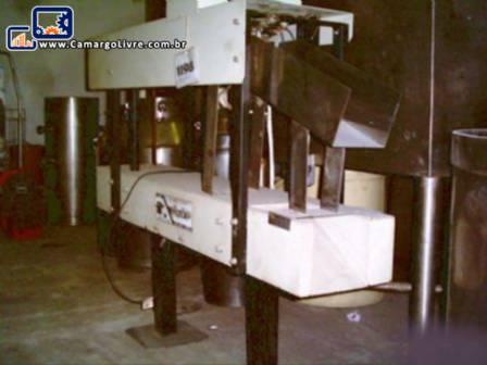 Seladora de sache horizontal JHM