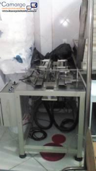 Encartuchadeira coladora Priscell