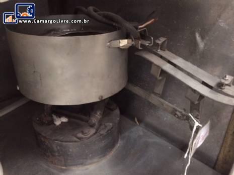 Alimentador vibratório de tampas com panela de 23 cm - N