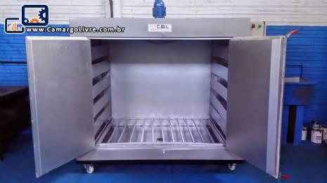 Estufa industrial para 500 kg CBL