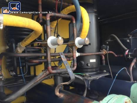Secador de ar da Metalplan