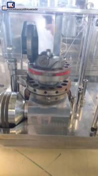 Compactadora de comprimidos rotativa Riva