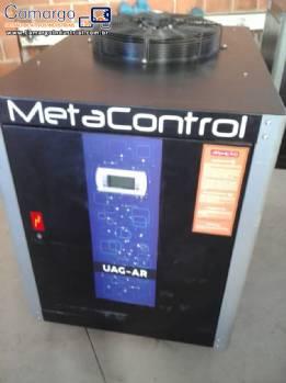 Banco de água gelada MetaControl