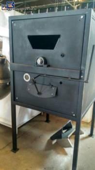 Torrador industrial de café amendoim